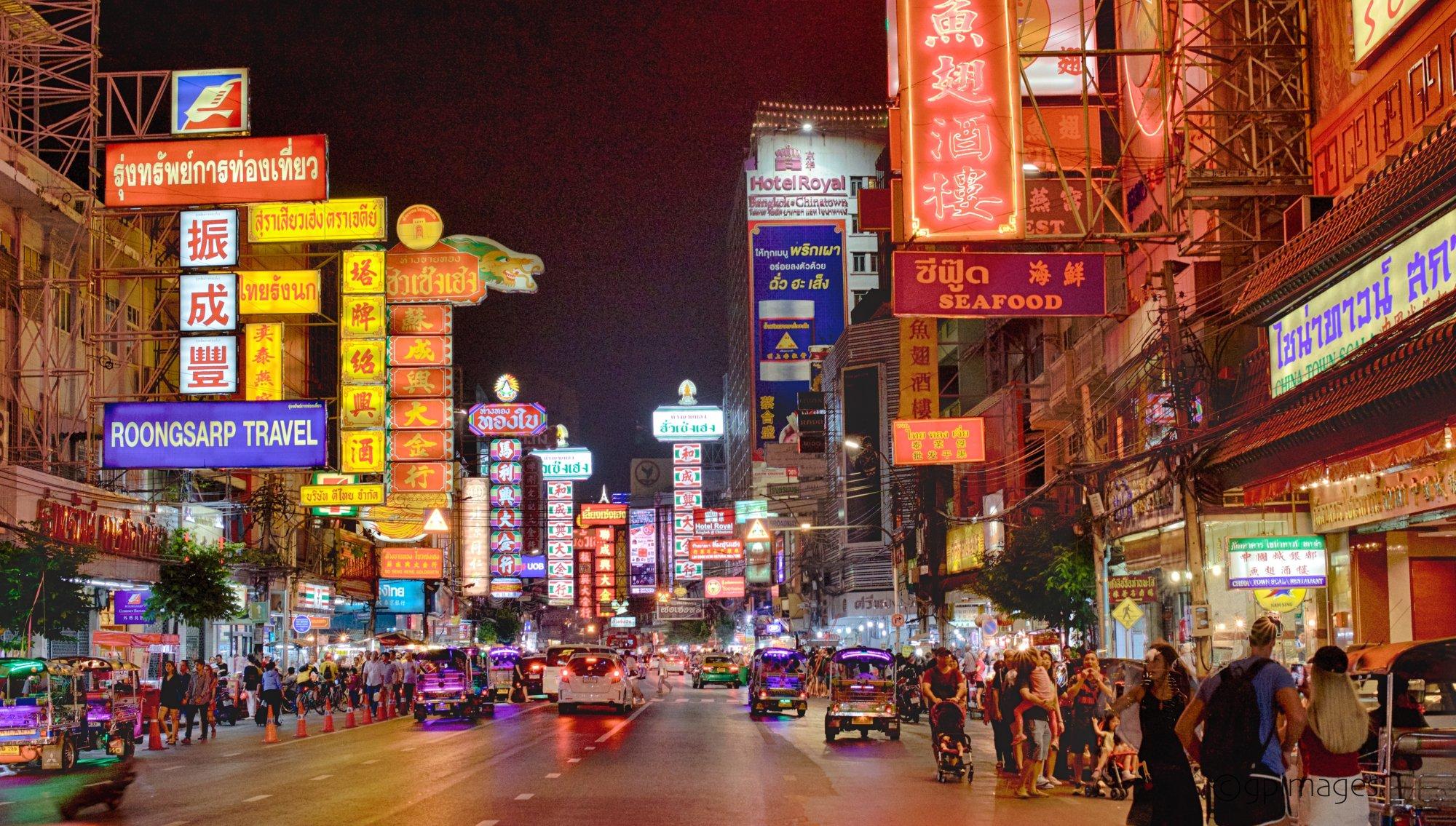 Cinatown Bangkok