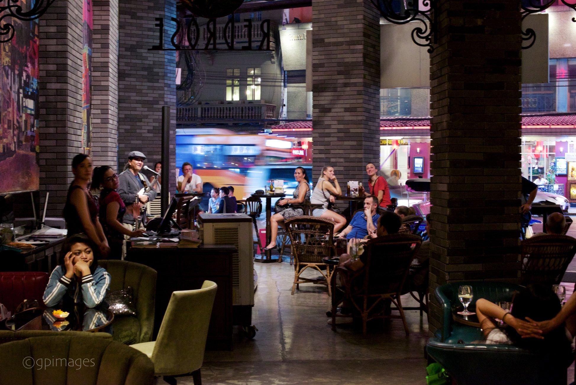 Bar Life Chinatown Bangkok