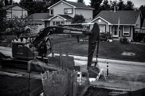 Excavator by FrancisChiles