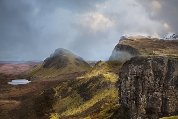 Quiraing Isle of Skye by franke07