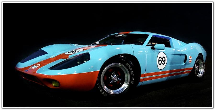 GT40 - Re-edit