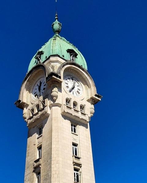 tower of Limoges station by jeakmalt