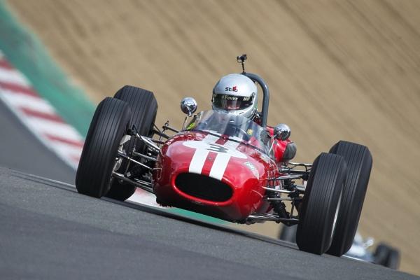 Historic race car by rickie