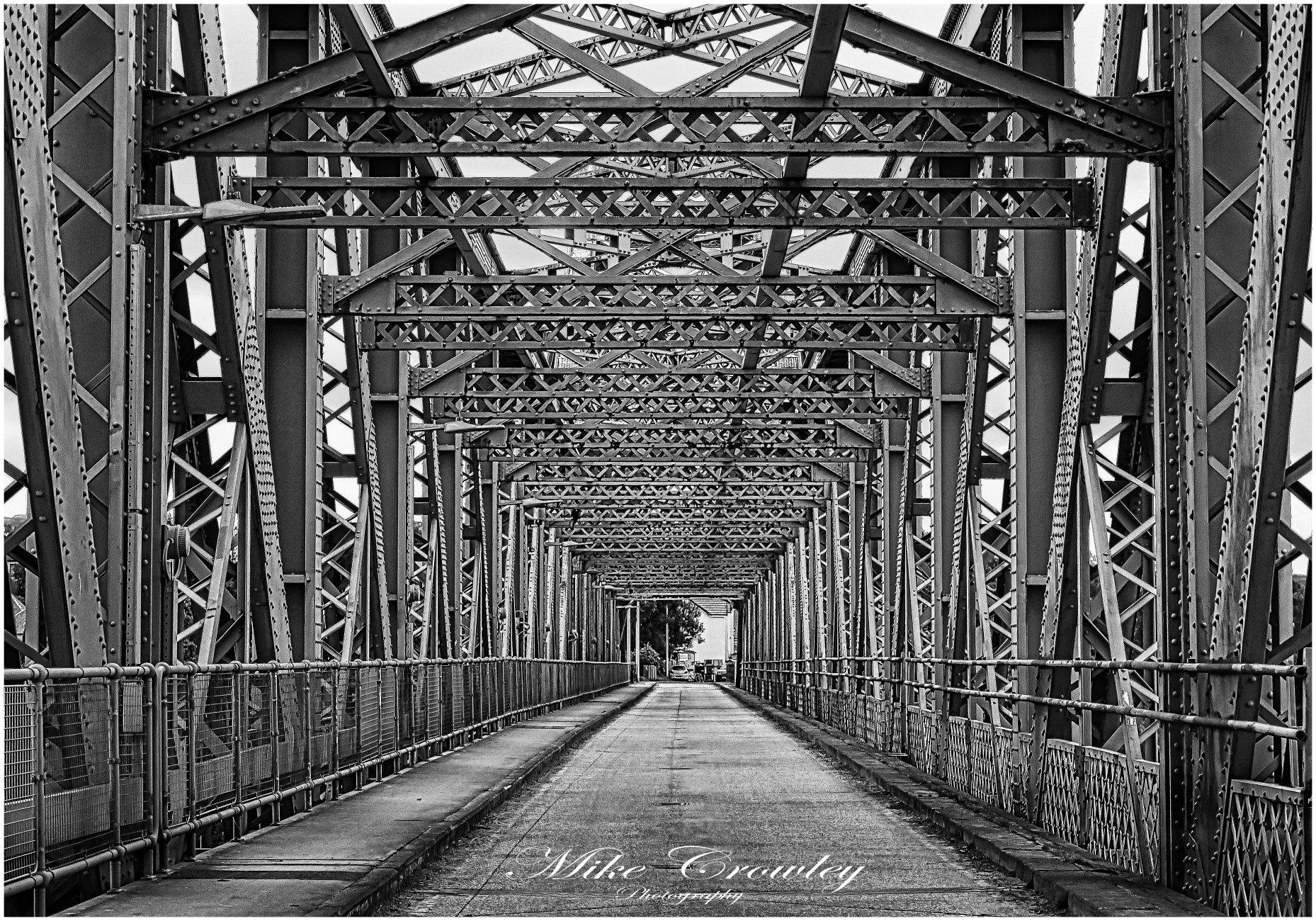 Connel Bridge astride Loch Elive, Argyll