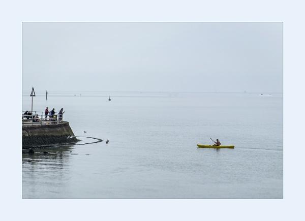 Kayaking and Crabbing by AlfieK