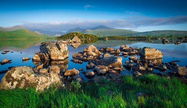 Glencoe Loch by Billdad