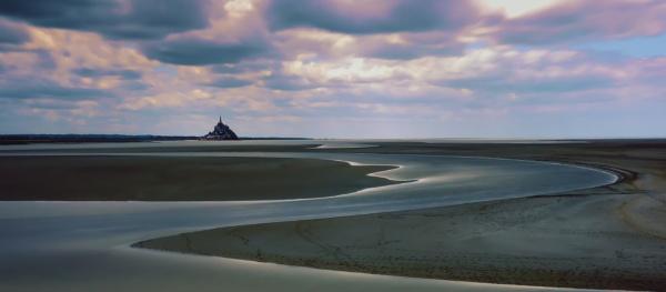 Baie du Mont Saint-Michel by Guy241218