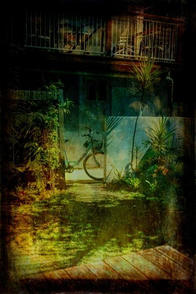 Garden Bike by Peco