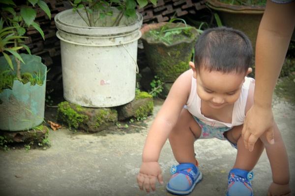 Baby Boy by Bhuyan