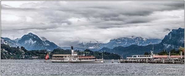 Lake Lucerne by TrevBatWCC