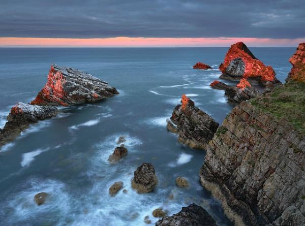 Ruby Rocks Portknockie by hwatt
