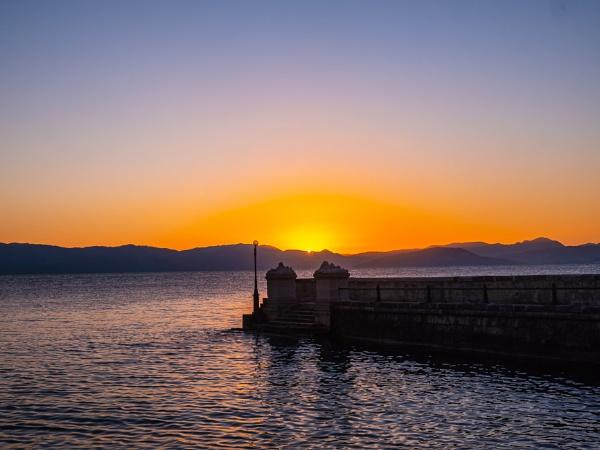 Good Morning Corfu! by rnomis