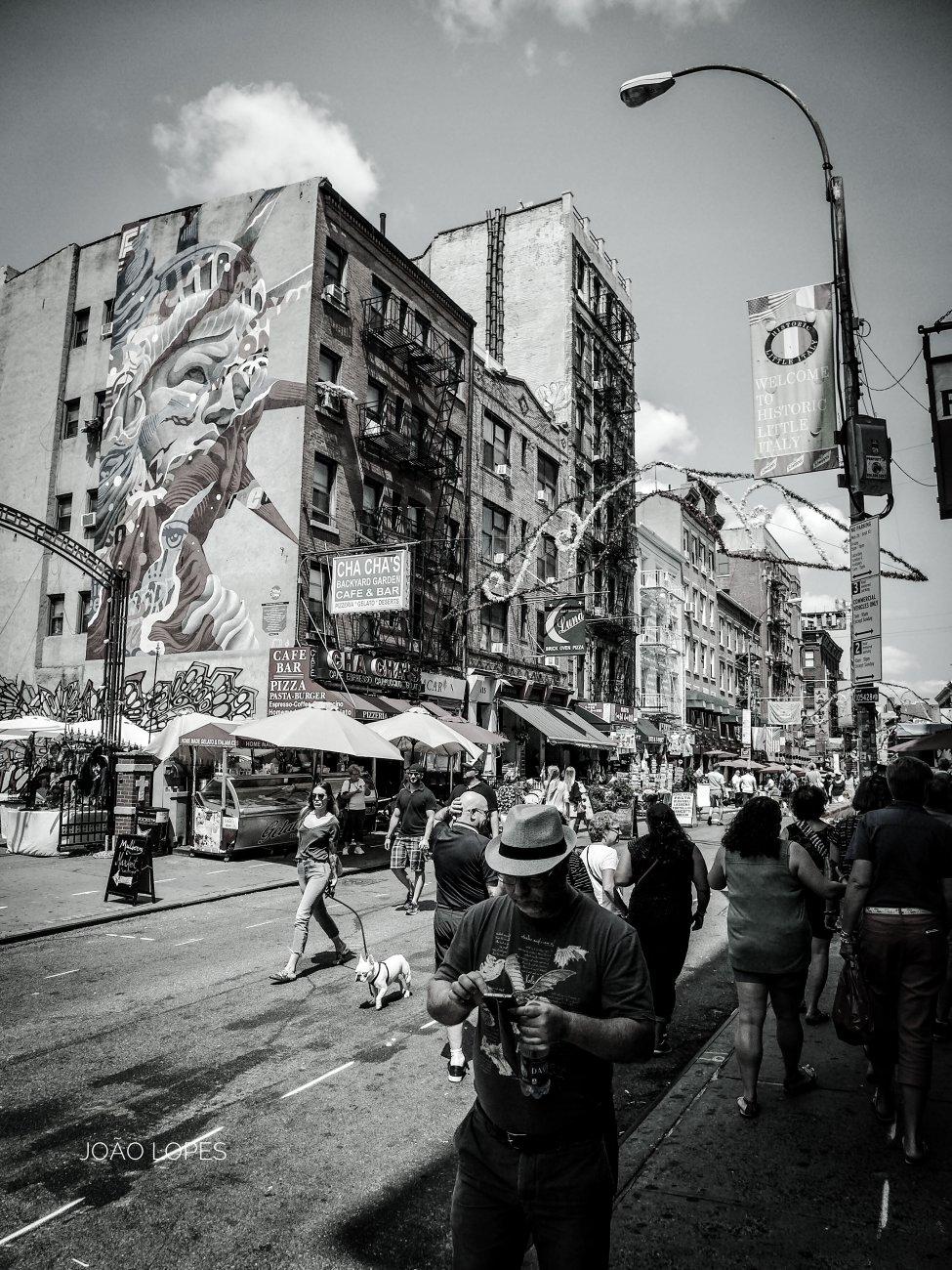 Ny street life