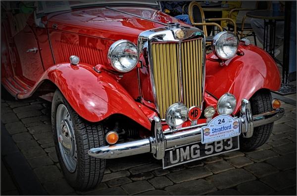 1952 MG TD (2) by PhilT2