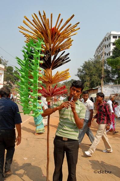 From_Kolkata # 84 Flute Seller..2 by debu