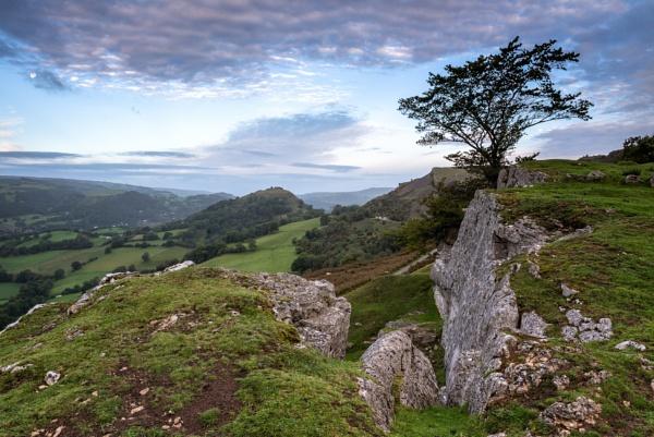Castell Dinas Bran by jasonrwl