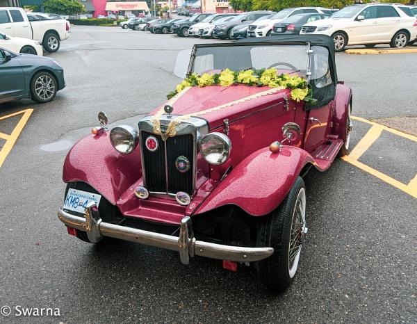 Vintage Car II ... by Swarnadip