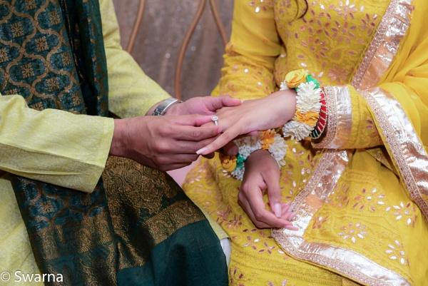 Ring Ceremony II ... by Swarnadip
