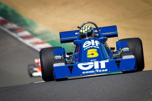 Tyrrell P34 by jcannon