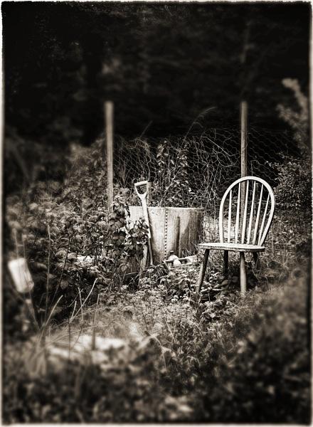Garden Furniture by AlfieK