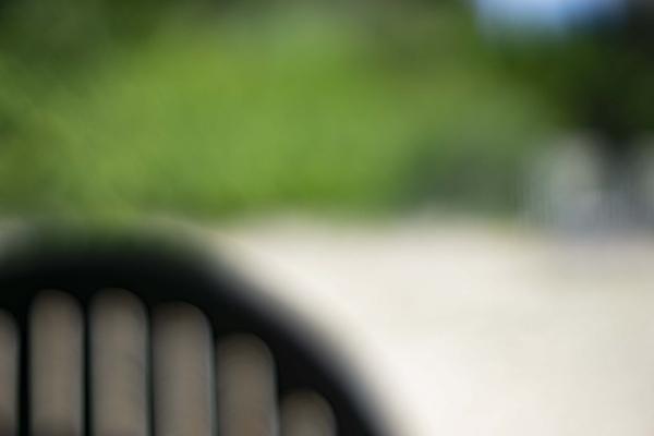 chair back-gravel-hedgerow! by bornstupix2