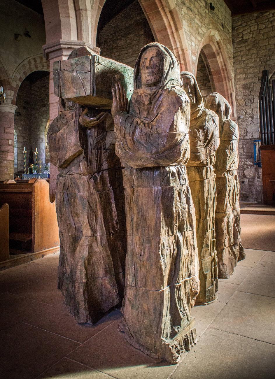 St Cuthberts Coffin