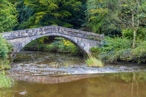 Quaint bridge by OverthehillPhil