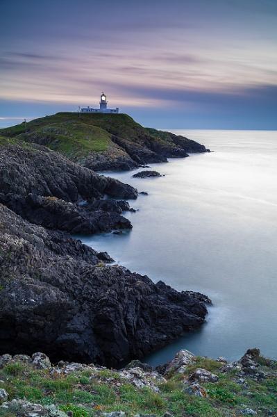 Strumble Head Lighthouse - Pembroke by bridgendboy