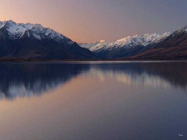 Lake Ohau 40 by DevilsAdvocate