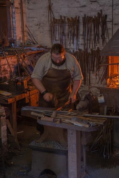 The Blacksmith by Alfie_P
