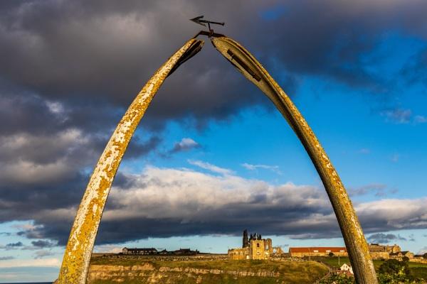 Whalebone Arch, Whitby by tonybridge