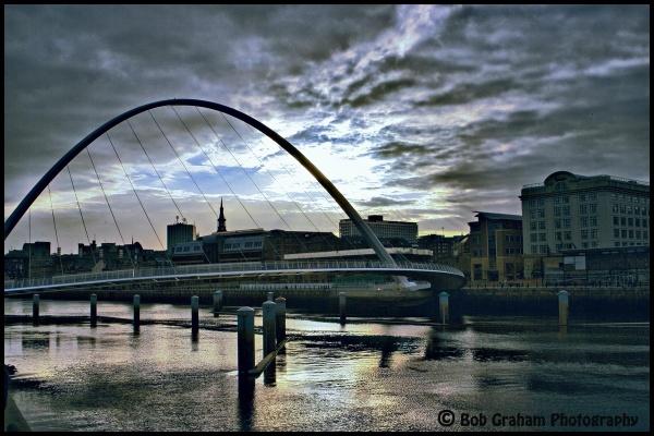 Millenium Bridge by OwdBob