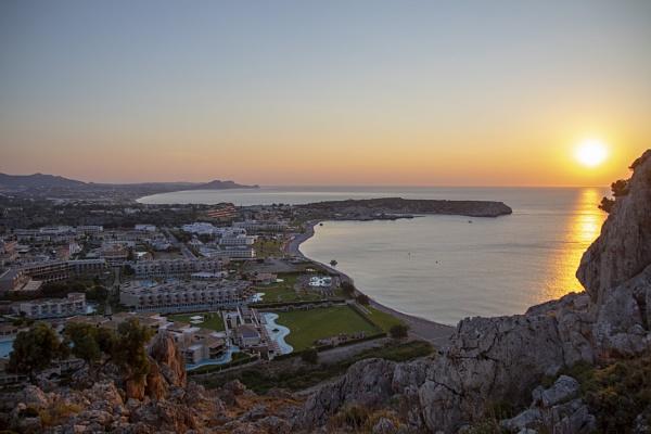 Mediterranean Sunrise by neily_m