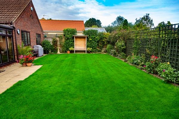 Green Green Grass of Home by GordonLack