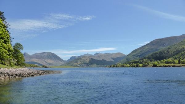 A view toward Loch Linnhe by peterkin