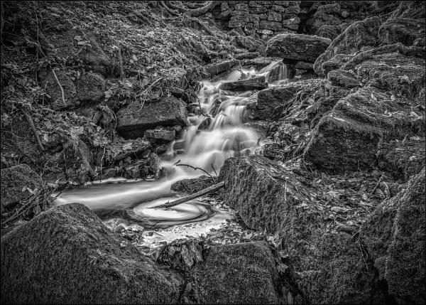 Cleddon Falls by Kilmas