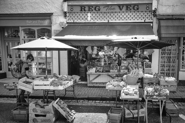 Reg the Veg by RolandC