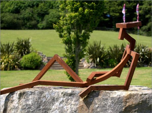 Tremenheere sculpture by JuBarney