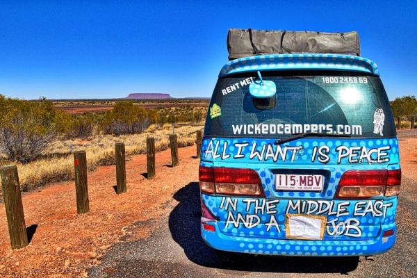 Uluru.3. by WesternRed