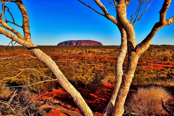 Uluru.4. by WesternRed