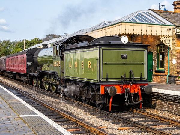 North Norfolk Railway by pdunstan_Greymoon