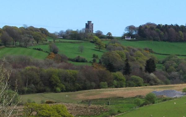 Dryslwyn Castle by carol01