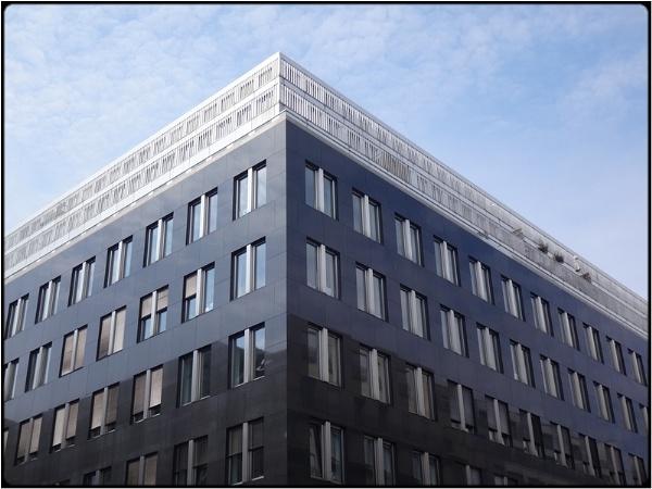 modern housing by FabioKeiner