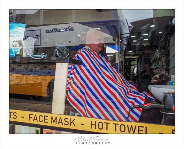 Face mask by johnnyjohhny