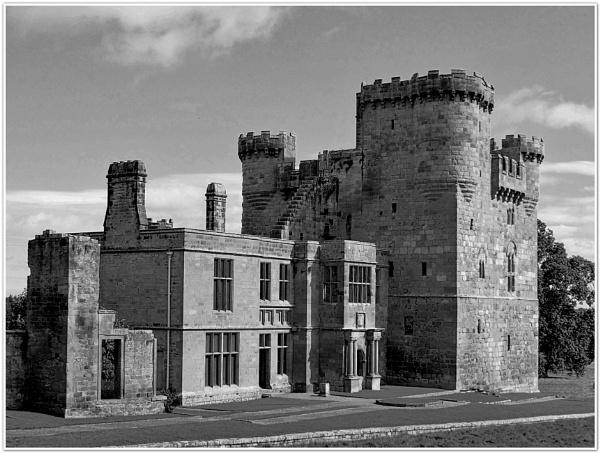 Belsay Hall by DaveRyder