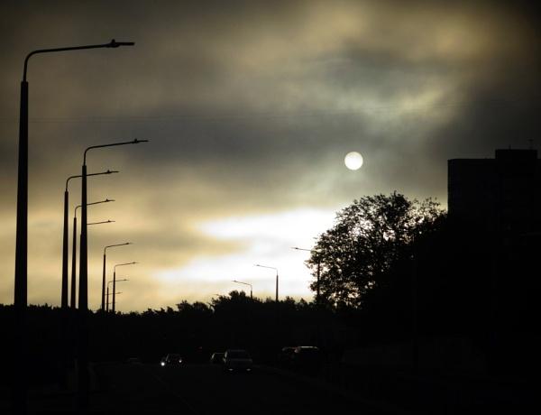 Dark light by SauliusR