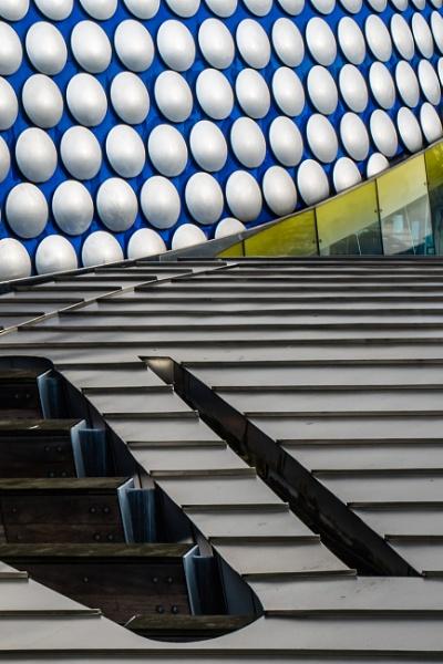 Selfridges building, Birmingham by smartPhotography