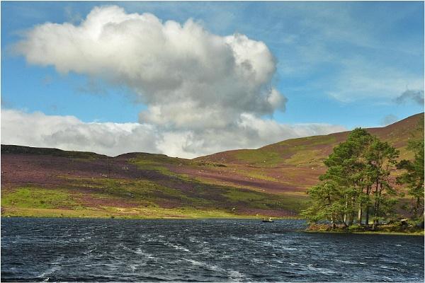 Breezy Day on the Loch 2 by MalcolmM