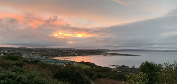 Sunset over St Andrews by photododger