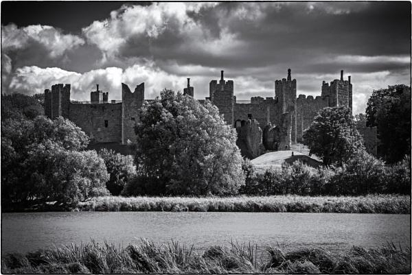 Framlingham Castle by mrswoolybill